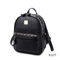 Back To School On Sale Casual Hot Deal Stylish Comfort College Korean Backpack [8384591687]