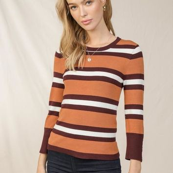 Nova Sweater Top