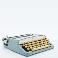 Vintage Brother Deluxe Baby Typewriter - Urban Outfitters