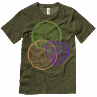 Tree Rings Arborist T-shirt