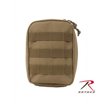 M.O.L.L.E. Tactical First Aid Kit - Coyote - fully stocked