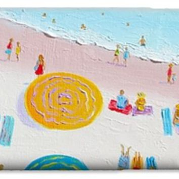 Beach Painting - The Simple Life iPhone 6 Case
