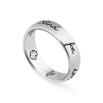 Gucci Blind for Love Ring | Nordstrom