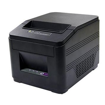 brand new 80mm pos printer High quality receipt bill thermal printer have Long life automatic cutter Support LOGO QR code