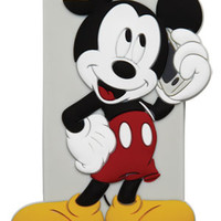 3D Mickey Mouse iPhone 5/5s Case - Multi