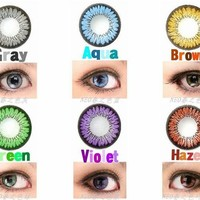 NEO Sunflower Series Circle Lenses Colored Contacts Cosmetic Color Circle Lens | EyeCandy's