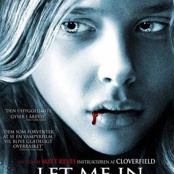Let Me In (Danish) 11x17 Movie Poster (2010)