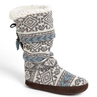 MUK LUKS 'Winona' Tall Slipper