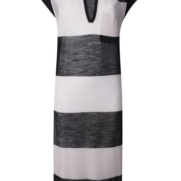Humanoid Striped Jersey Dress