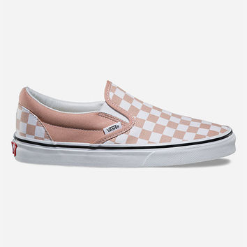 VANS Checkerboard Slip-On Womens Shoes | Sneakers