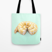 SNCAKE Tote Bag by paulfuentes