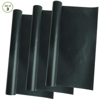 "Evelots Extra Large Oven Liners, 26.25"" x 15.9"" Durable Non-Stick, Set of 3"