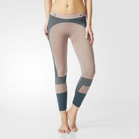 adidas Yoga Seamless Tights - Pink | adidas US
