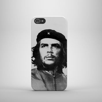 CHE GUEVARA LEGEND/LEADER WHITE HARD PHONE CASE COVER FOR IPHONE/SAMSUNG MODELS