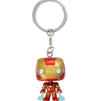 Funko Marvel Avengers: Age Of Ultron Pocket Pop! Iron Man Key Chain