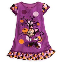 Minnie Mouse Halloween Nightshirt for Girls | Disney Store