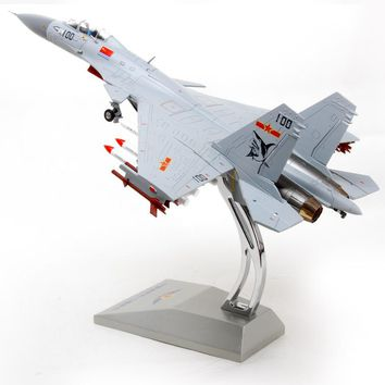 1:48 Unique PLAAF Model Plane - Military China 2010s J-15 - 🎖️🇨🇳🕊️✈️💣