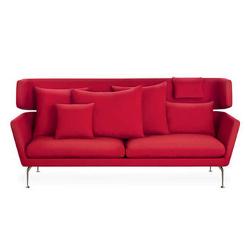 suita three-seater firm sofa w/ head section