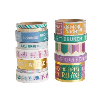 Activities Washi Pouch By Recollections™