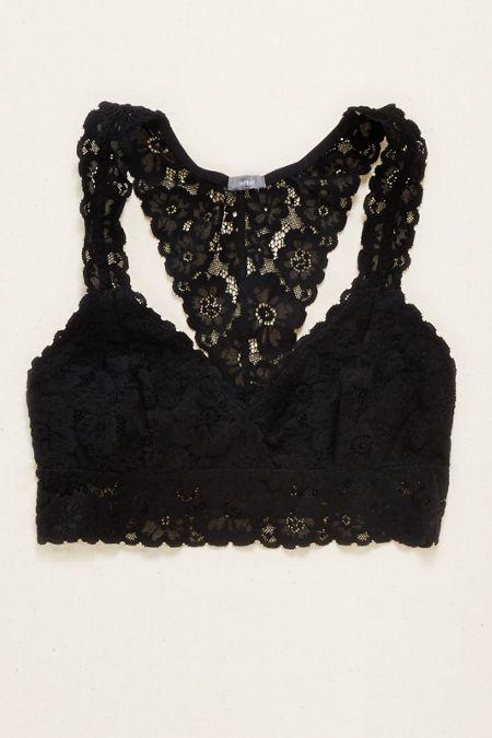 c059269d6f922 Aerie Women s Lace Racerback Bralette from American Eagle