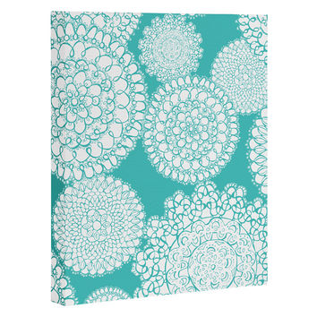Heather Dutton Delightful Doilies Tiffany Art Canvas