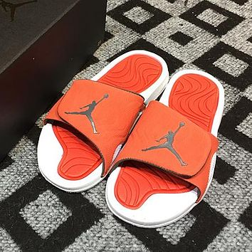 Air Jordan Women Fashion Slippers Sandals Shoes