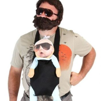 The Hangover Alan Carlos DELUXE Costume Kit