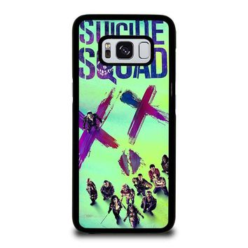 SUICIDE SQUAD Samsung Galaxy S8 Case Cover