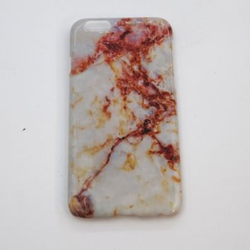 Retro Marble iPhone 5s 5se 6 6s Plus Case High Quality Cover+ Gift Box