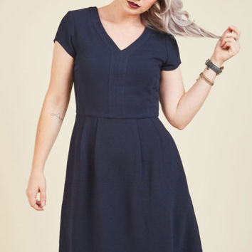 Kind Character A-Line Dress | Mod Retro Vintage Dresses | ModCloth.com