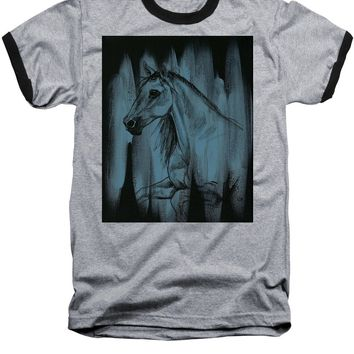 Stallion - Baseball T-Shirt