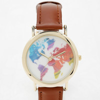 Urban Outfitters - World Traveler Watch
