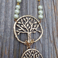 Blessing Tree Necklace