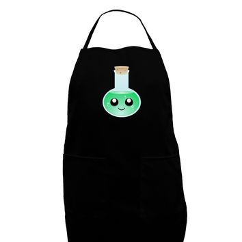 Porter the Potion Bottle Dark Adult Apron