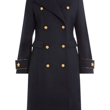 Hilfiger Collection - Coat with Wool