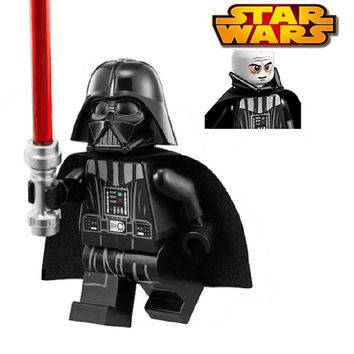 Star Wars Darth Vader With Red Lightsaber S