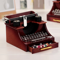Innovative Vintage Music Box Decoration Christmas Gifts Drawer [9568310026]