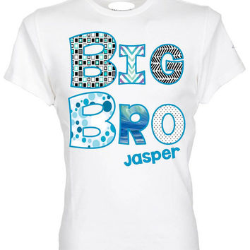 Big Brother Birth Announcement Shirt / Onesuit - Coordinating Big Brother / Little Brother / Big Sister / Little Sister Onesuit & Shirt Sets