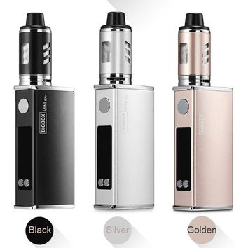 80W Tank Vape Kit Electronic Vape E Pen Cigarettes Mini Starter Kit w/ Battery
