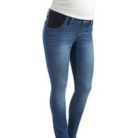 Old Navy Maternity Side Panel Soft Jeans