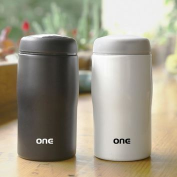 Thermo Mug Vacuum Cup Stainless Steel thermos Bottle Thermocup Insulated Tumbler Tea Coffee Mugs