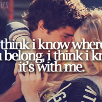Admired Lyrics! — You Belong With Me - Taylor Swift