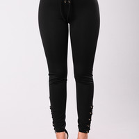 Get Closer Pants - Black