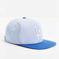 American Needle Demo L.A. Dodgers Strapback Hat- Blue One