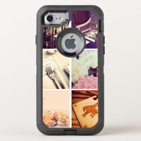 Custom Instagram Photo Collage iPhone 7 Case