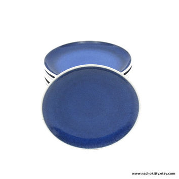 Heath Ceramics Moonstone Blue Bread Plate Buy 1 or More
