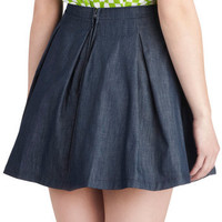 Ever So Pleats Skirt | Mod Retro Vintage Skirts | ModCloth.com