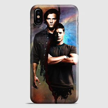Supernatural Dean Winchester iPhone X Case | casescraft