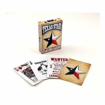Bicycle Texas Star, 6 Decks