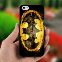 Batman Dark Knight Rises Shield - Photo on Hard Cover For iPhone 4/4S